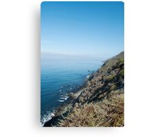 Pacific Edge Canvas Print