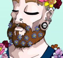 Bahorel's Magnificent Beard Sticker