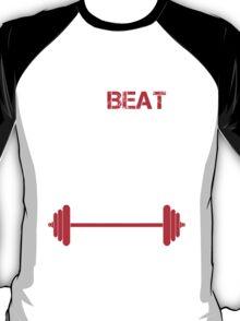 Training To Beat Goku Or At least Krillin - Custom Tshirt T-Shirt