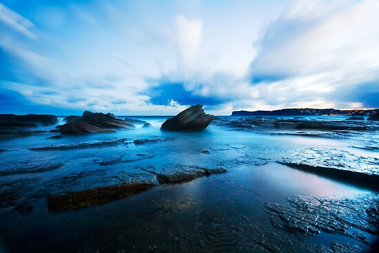 Terrigal at Sunset by ╰⊰✿Sue✿⊱╮ Nueckel