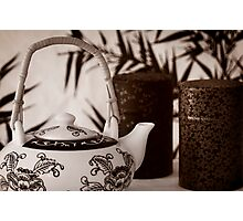 Chai Tea Photographic Print