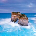 Island Arch by Dean Prowd Panoramic Photography