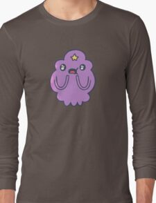 Lumpy space princess - amazed Long Sleeve T-Shirt