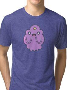 Lumpy space princess - amazed Tri-blend T-Shirt