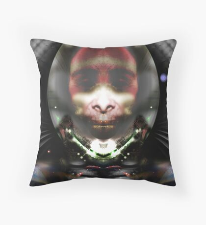 5 to launch Throw Pillow