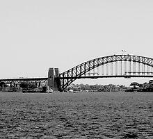 Sydney Harbour by Paige