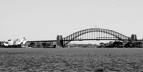 Sydney Harbour by Paige