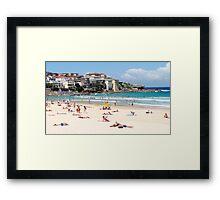 Bondi Beach Framed Print