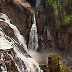 Barron Falls, Kuranda by Janine  Hewlett