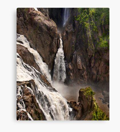 Barron Falls, Kuranda Canvas Print
