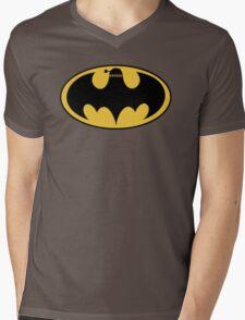 BAT-DALEK Mens V-Neck T-Shirt