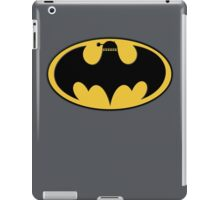 BAT-DALEK iPad Case/Skin