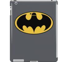 BAT-DALEK iPad Case/Skin