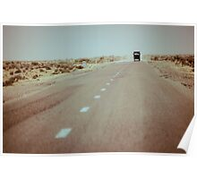 1250km to go Poster