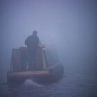 Through the Fog by Paul Davey