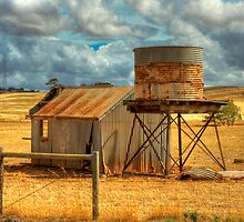 Forgotten Revisited - Kanmantoo, Adelaide Hills, South Australia by Mark Richards
