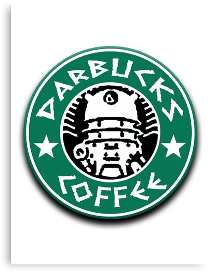 Darbucks Coffee by ToneCartoons