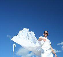 wedding dress by ben reid