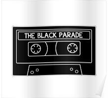The Black Parade cassette tape Poster