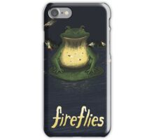 Fireflies iPhone Case/Skin