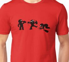 alcool funny cartoon bachelor party Unisex T-Shirt