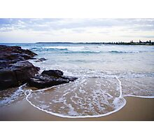 Waterscapes: Barrack Point Headlands Photographic Print