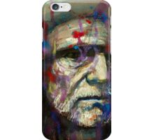 Blue Eyes Crying In The Rain iPhone Case/Skin