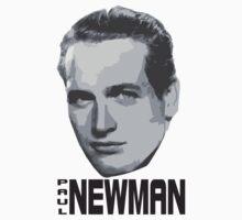 Paul Newman by Scott Westlake