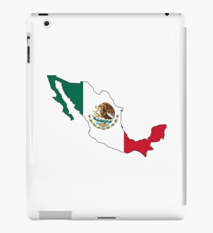 Mexico Mexican Flag iPad Case/Skin