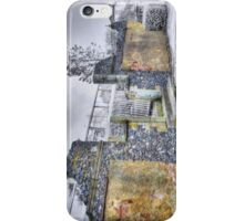 The Old Monsestery Wall  iPhone Case/Skin