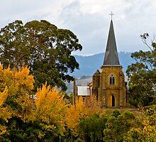 ST JOHN'S CHURCH by Raoul Madden