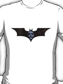 The Dark Knight Trilogy - Villains (Color) T-Shirt