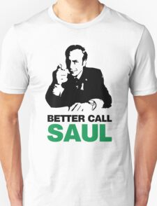 Better Call Saul: Saul Goodman T-Shirt