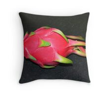 Dragon Fruit Throw Pillow
