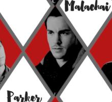 The Vampire Diaries - Kai Parker Sticker