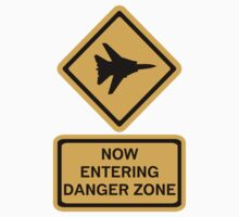Danger Zone - Entering by Diabolical