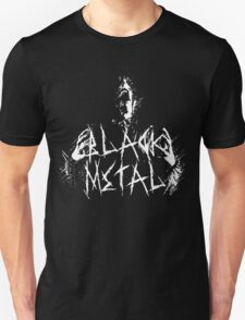 BLACK METAL - old school 4 T-Shirt