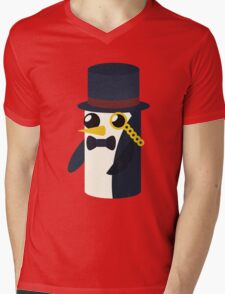 Monsieur Gunter Mens V-Neck T-Shirt