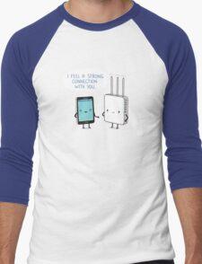 A strong connection Men's Baseball ¾ T-Shirt