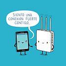 Una conexíon fuerte by Andres Colmenares