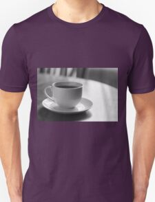 Coffee Cup Saucer T-Shirt