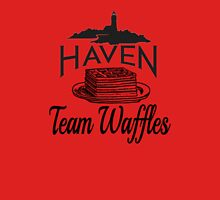 Haven Team Waffles Womens Fitted T-Shirt