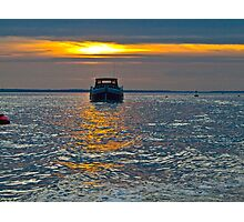 Morston Sunset Photographic Print