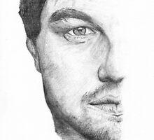 Leonardo Dicaprio by dropsofdeer