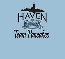 Haven Team Pancakes Womens Fitted T-Shirt