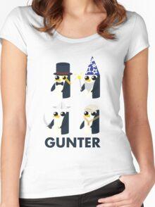 gunter evolution Women's Fitted Scoop T-Shirt