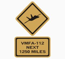 VMFA-112 Kids Clothes