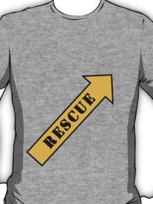 FIGHTER RESCUE T-Shirt