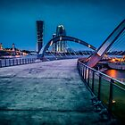 Seri Gemilang Bridge  by Adrian Evans
