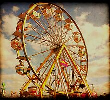 The Carnival Ferris Wheel ttv by KadesRave67